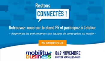 Applications mobiles Métier : Atelier InfleXsys et Groupe Pasteur Mutualité
