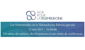 InfleXsys annonce sa participation à la Trimestrielle de la Télémédecine