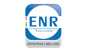 InfleXsys obtient le label ENR, Entreprise Numérique Responsable