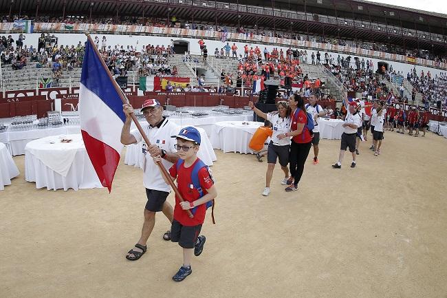 InfleXsys sponsoring Guillaume Coni Jeux Mondiaux des Transplantés Malaga 2017
