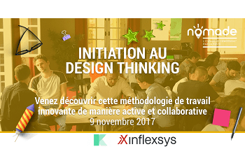 [Atelier] : Initiation au Design Thinking - Immersion de 3h dans la démarche Klap InfleXsys