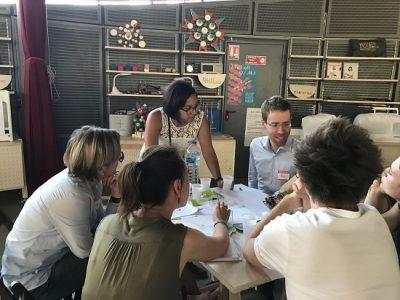InfleXsys Klap Atelier Design Thinking