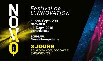silver économie InfleXsys invitée par ADI à témoigner de son expérience ICT4Silver sur NOVAQ, le 13 septembre 2018 à 9h (Bordeaux, Hangar 14)