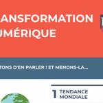 [Infographie] Transformation digitale : arrêtons d'en parler ! Et menons-la… [#1/4]