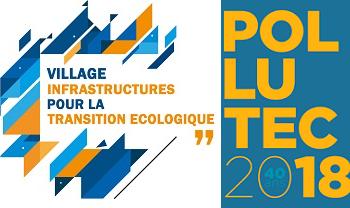 InfleXsys sera présent au salon Pollutec 2018, sur le Village FNTP (Hall 4, Stand H 112), les 29 et 30 novembre, à Lyon Travaux Publics innovation