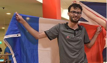 InfleXsys et GPM sponsors de Guillaume Coni aux Jeux Mondiaux des Transplantés 2019