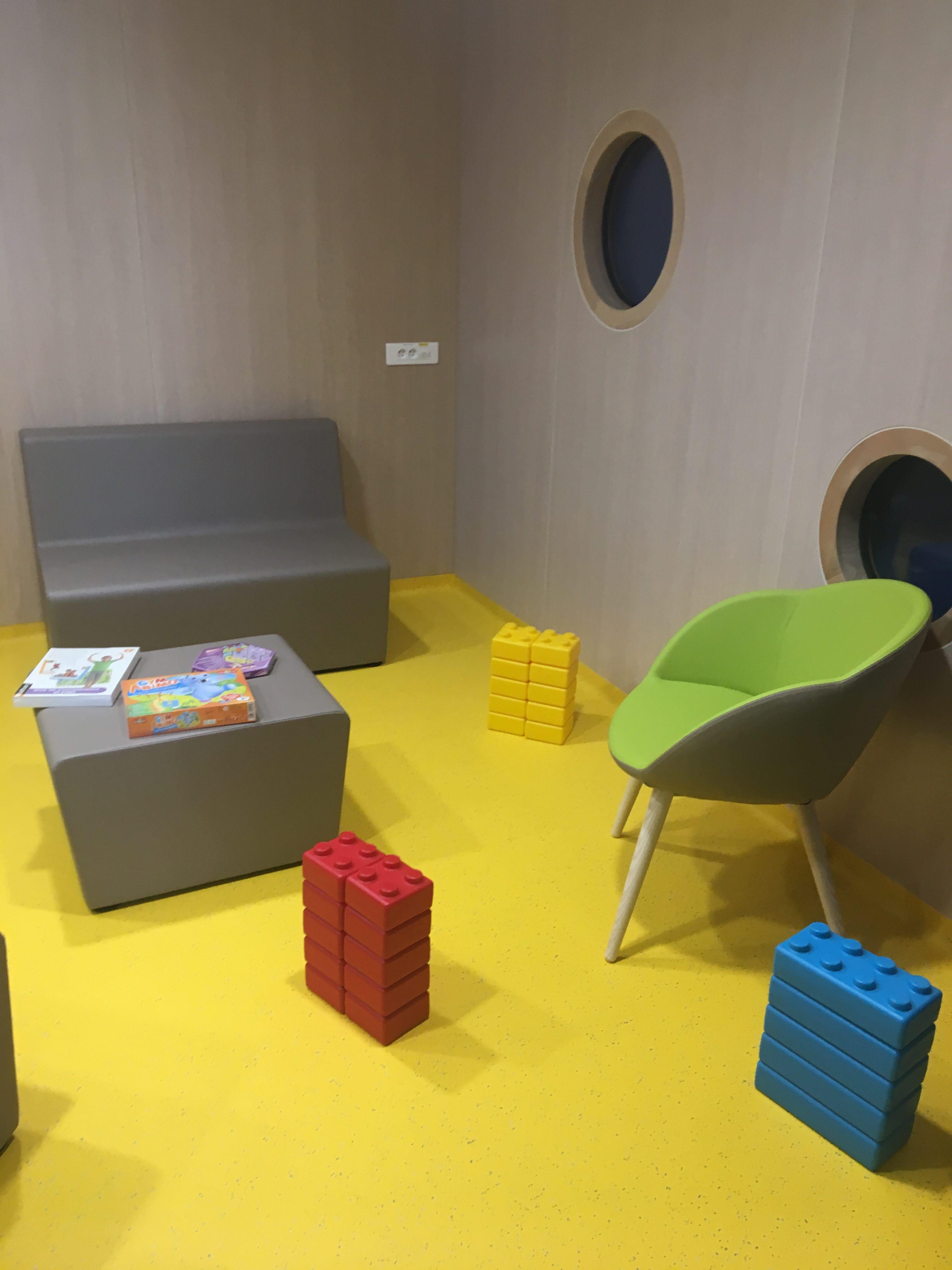 InfleXsys Mécénat : Inauguration des « Chambres de l'extrême » à l'Hôpital des Enfants, au CHU de Bordeaux