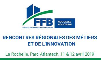 InfleXsys Rencontre régionale des métiers du BTP et de l'innovation