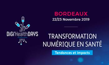 DigiHealthDays 2019 (Mylan & Pharmageek) : InfleXsys y participe