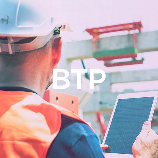 InfleXsys expertise sectorielle btp
