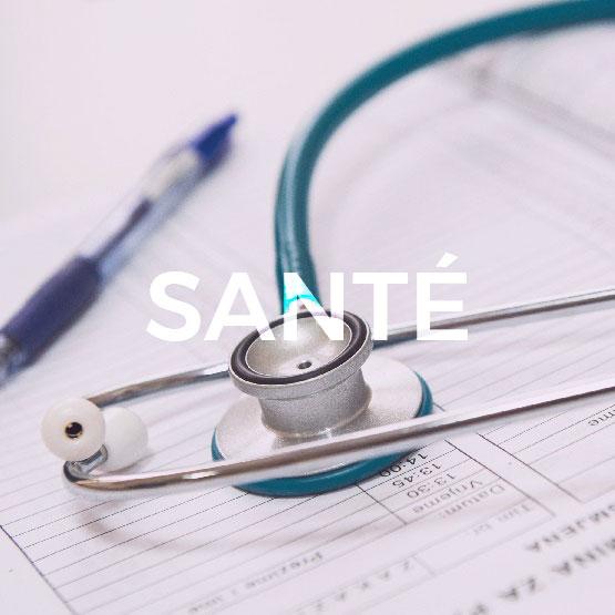 InfleXsys Expertise sectorielle santé