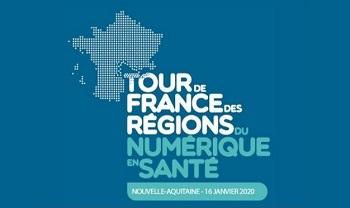 InfleXsys participe aux Tour de France de la e-santé, organisés par l'ARS Nouvelle-Aquitaine, le jeudi 16 janvier 2020 à Talence (33)