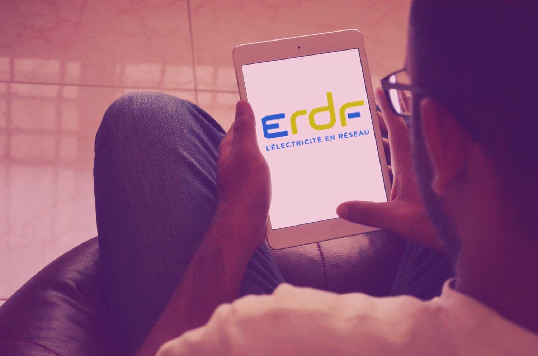 InfleXsys Enedis ERDF Solution Technicien 3.0 Tablette technicien