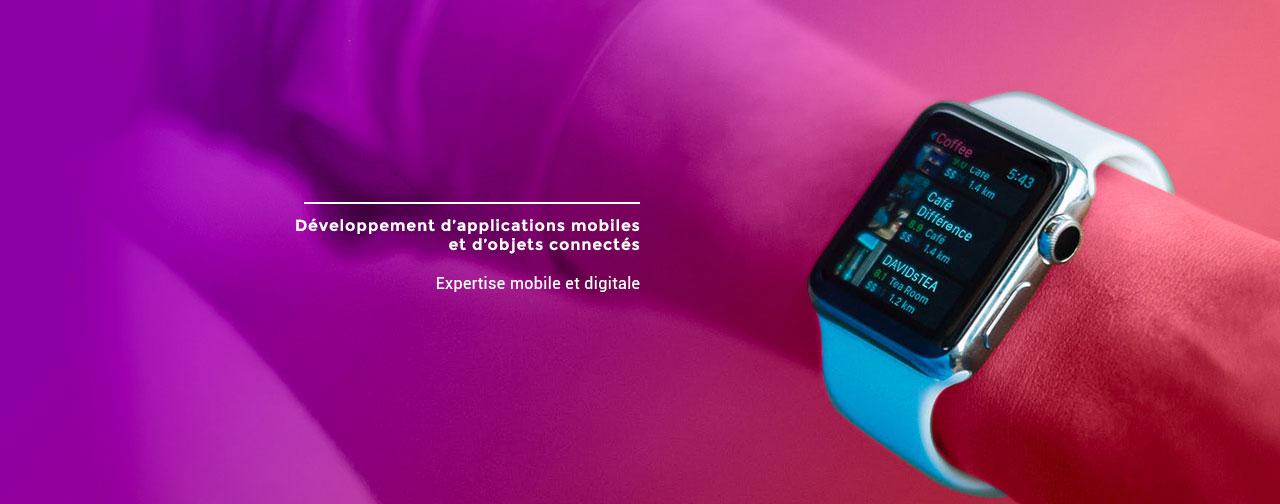 InfleXsys Agence de développement d'applications mobiles