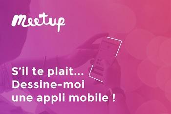 Design appli mobile : un Meetup InfleXsys en REPLAY à ne pas manquer