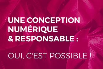 InfleXsys Une conception numérique et responsable : oui, c'est possible !
