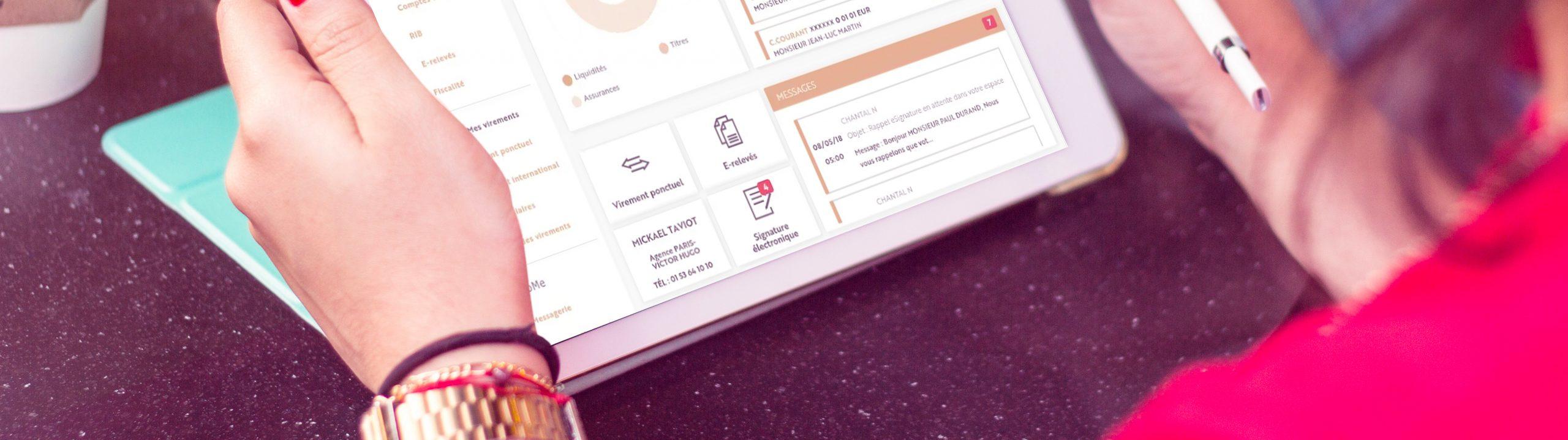 Ebook InfleXsys Le Enjeux de la Digitalisation dans le Secteur Bancaire - A la découverte de services bancaires innovants et/ou différenciants