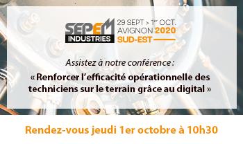 Sepem Industrie Avignon : InfleXsys présente 3 cas d'usage