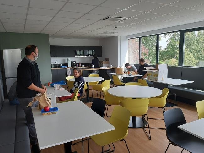 InfleXsys déménage et offre un cadre de travail à ses collaborateurs, agréable et vertueux d'un point de vue écologique !