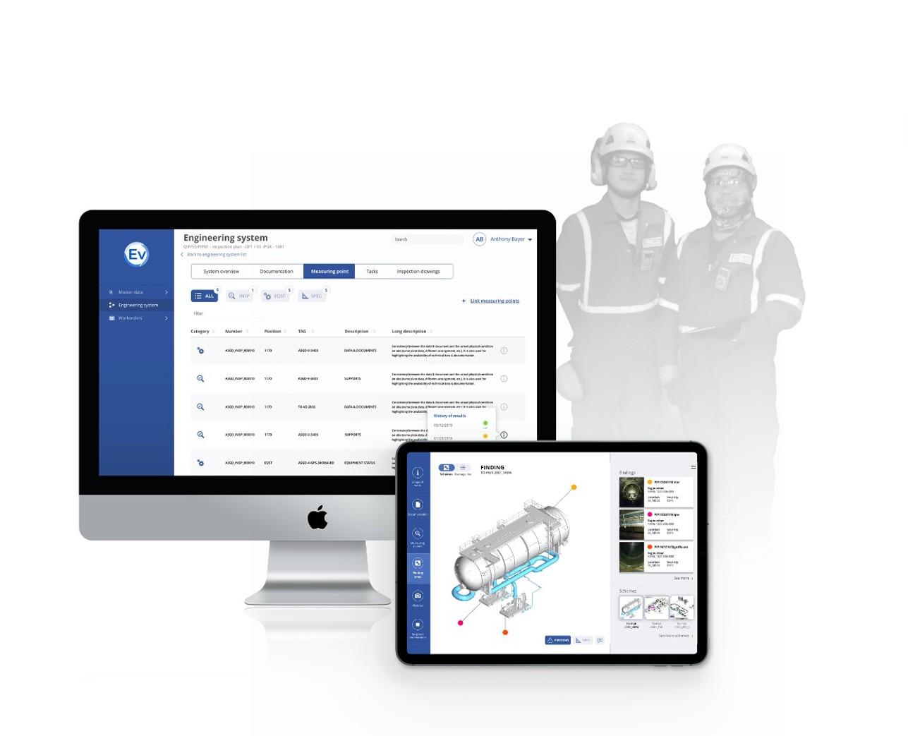 InfleXsys et HOLIS Consulting unissent leurs forces pour digitaliser le métier de l'inspection d'installations industrielles complexes