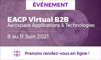 EACP Virtual B2B 2021 | InfleXsys échangera avec vous lors de RV B2B
