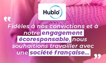 Application mobile Hublo : InfleXsys apporte son expertise technique