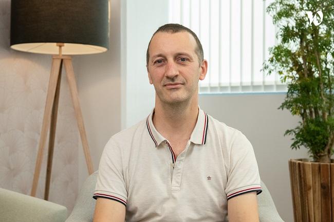Arnaud chef de projet mobile et web
