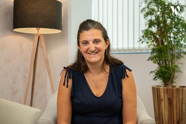 Delphine Ingénieure Qualité & Tests chez InfleXsys