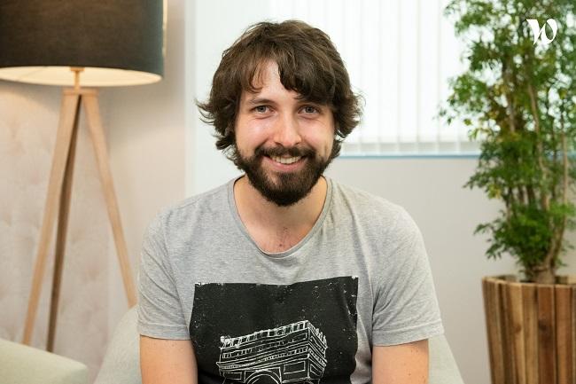 Mathieu Développeur mobile chez InfleXsys