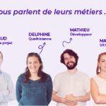 Équipe InfleXsys : nos experts vous parlent de leur métier…